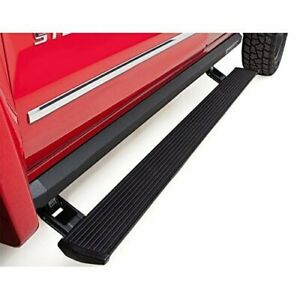 Amp Research 78154 01a Powerstep Xtreme Running Boards For Silverado