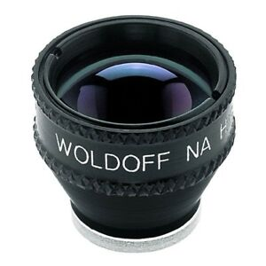 Ocular Woldoff Non autoclavable High Magnification Vitrectomy Lens Owiv hmna