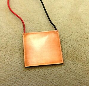 Thermoelectric Cooler Peltier Copper Substrates Fast Heat Transfer laser Diode