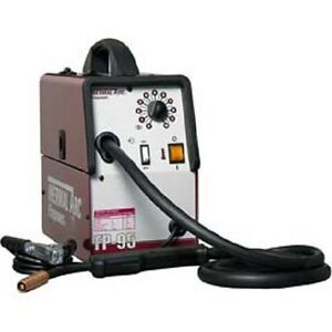 New Thermal Arc Fp 95 Flux Cored Welding System