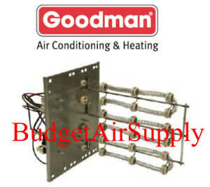 Goodman janitrol Hk10 1 10kw 34 100 Btu Heat Strip W Breakers Hk10a