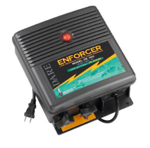 Dare Products Enforcer Electric Fence Energizer De 300 free Shipping