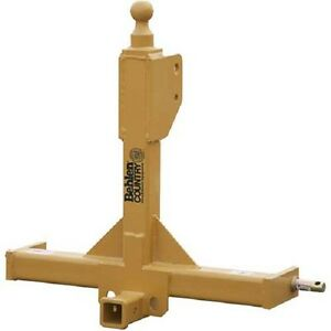 Behlen Country Heavy Duty 3 point Hitch Mover Tractor Attachment Category 1