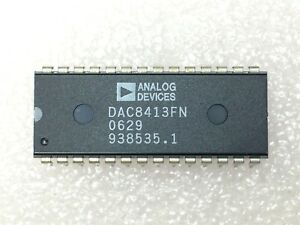 Dac8413ep Analog Devices Ic Dac 12bit Quad V out 28 dip 1 Unit