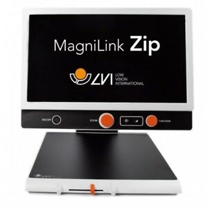Magnilink Zip Hd Desktop Video Magnifier 17 Cctv Low Vision Page Magnifier
