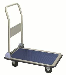 Deluxe Folding Handle Platform Dolly Size 19 D X 29 W