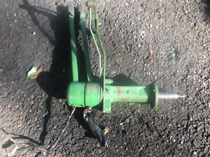 1962 6 Cylinder Oliver 1800 Gas Farm Tractor Hydraulic Lever Assembly