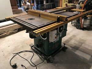 Grizzly 5hp Table Saw W Router And Incra Precision Fence System
