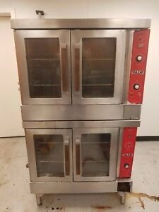 Vulcan Double Deck Electric Convection Ovens Vc4ed 9