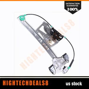 Power Window Regulator Passenger Side Front With Motor For 2000 Cadillac Deville