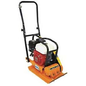 New Kushlan Products Plate Compactor With Honda Engine