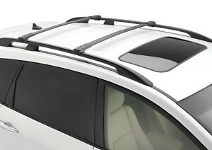 2008 2014 Subaru Tribeca Oem Adjustable Roof Rack Kit Cross Bar Set E361sxa400