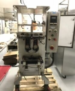 Weighpack Vffs Machine Vertek 750 Vertical Form Fill And Seal
