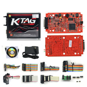 Ktag K tag V7 020 Latest Online Version Ecu Programmer Chip Tuning Tool