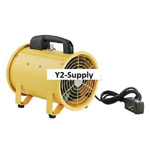 New Portable Ventilation Fan 8 Inch Diameter