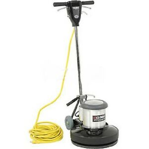 New Floor Cleaning Machine 1 5 Hp 17 Deck Size