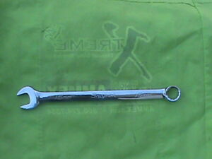 Snap On Metric 15mm Standard Combination Wrench Flank Drive 12 Point Oexm150b