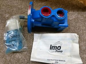 Imo Pump 3240245 D3e1c 95d New With Book