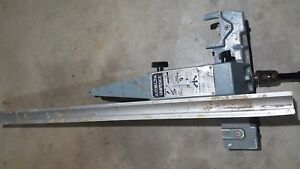 Delta Unifence And Fence Head Table Saw Unisaw 43 Blade