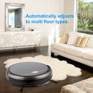Ilife A4s Smart Robot Cleaning Automatic Vacuum Cleaner Remote Control Sweepings