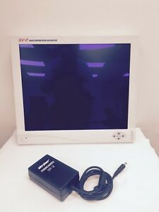 Stryker Sv 2 19 Hd Endoscopic surgical Monitor W new Screen