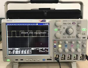 Tektronix Mso5204b Mixed Signal Oscilloscope With Accessories Usb 2 0