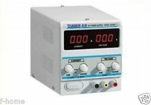 New Kxn 3010d Ac dc Precision Variable Adjustable Switching Power Supply 30v 10a