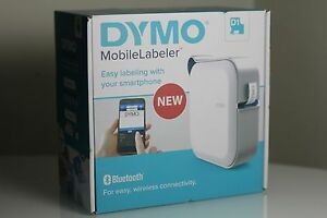Dymo Mobilelabeler Label Maker 1982171 Bluetooth Connectivity Label Printer