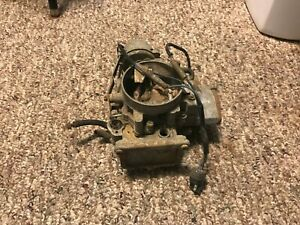 Datsun Carburetor Parts Or Rebuild Hitachi Nissan 620 L18 1974