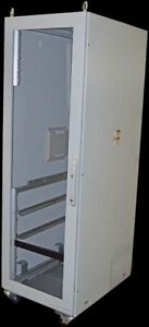 Rittal Standard 31x24x71 Mobile Industrial Electric Enclosure cabinet 8012009