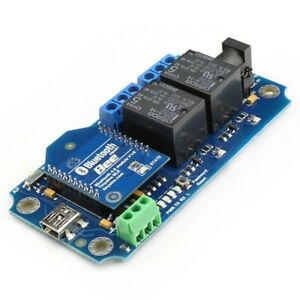 Tosr121 2 channel Bluetooth 5v Relay