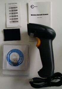 Esky Es016 2 4g Wireless 1d Barcode Scanner With Usb Wired Mode And Bluetooth