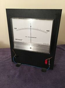 Emd Galvanometer Dc Electric Current Instrument