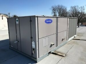 Carrier Hvac Compressor Rooftop Commercial Heating Cooling 40 Ton