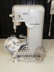 Hobart 60qt 60 Qt Quart Dough Mixer Pizza Bakery Bread 20 30 80