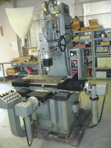 Moore Cnc G18 Jig Grinder Factory Roller Ways No Control