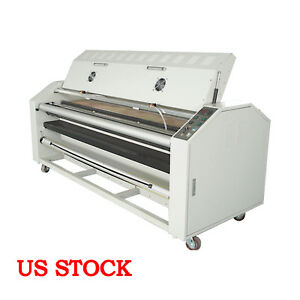 Us Stock 63 Full auto Wide Format Liquid Laminator Lamination Machine