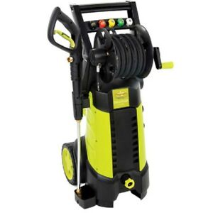 New Sun Joe 2030 Psi 1 76 Gpm 14 5 amp Electric Pressure Washer W hose Reel