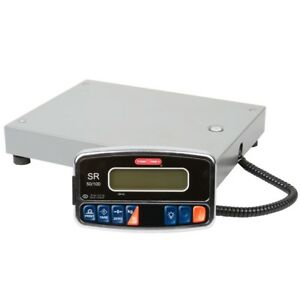 Torrey Sr 50 100 100 Lb Shipping bench Scale