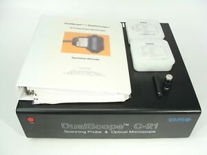 Dme Dualscope Scanning Probe And Optical Atomic Force Microscope Controller Afm