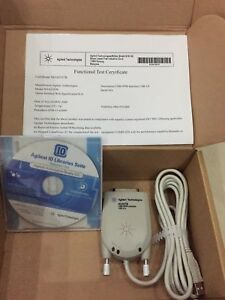 New In Box Hp Agilent 82357b Usb gpib Interface High speed Usb 2 0 cd