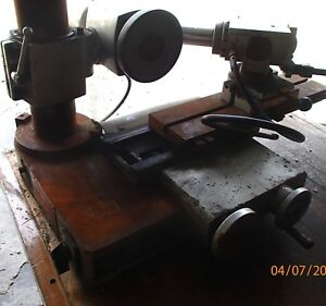 Chevalier Milling Grinding Machine Fcg 610 Works Good will Ship