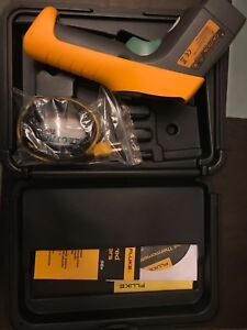 Fluke 561 Ir Thermometer Hvac Infrared