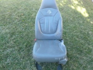 Ford Expedition Oem Front Left Driver S Seat Power Gray Leather So Cal