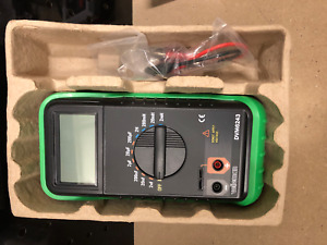 Vellemen Digital Lc Meter Portable Instrument