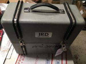 Ird Mechanalysis Model 350 Vibration Analyzer dynamic Balancer 5479 1