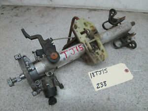 97 00 Jeep Cherokee Wrangler Tilt Steering Column manual Transmission With Key