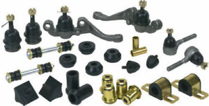 Select Rubber Front End Kit 1970 1977 Chevrolet Monte Carlo
