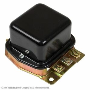 Voltage Regulator For Ford Naa 600 700 800 900 2000 4000 Series Tractors 6 Volt