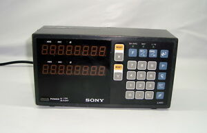 Sony Lh51 2 Digital Readout 2 axis